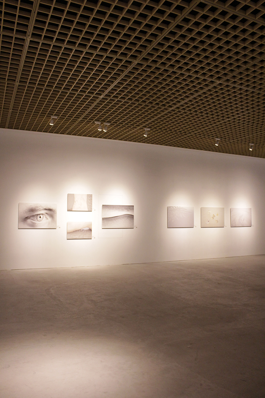 My new series 'Whiteout' was exhibited at 'TOKYO ILLUSION' @ Dali Art Plaza, Taichung